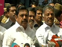 AIADMK Expels O Panneerselvam's Brother O Raja For