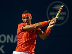 Toronto Masters: Rafael Nadal Reaches Quarters With Win Over Stanislas Wawrinka