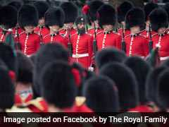 At Queen Elizabeth's Birthday Parade, A Soldier In Turban Marches For The First Time