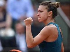 French Open 2018: सिमोना हालेप और मारिया शारापोवा अगले दौर में, पुरुष वर्ग में सिलिक भी जीते