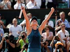 Simona Halep Into Third French Open Final, Vows To Erase 2017 Heartbreak