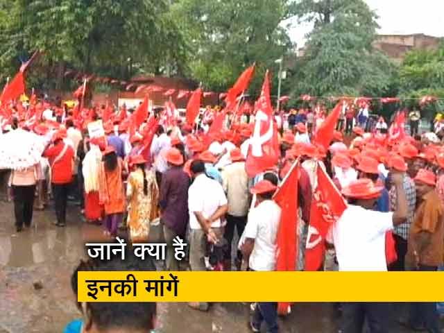 Videos : प्राइम टाइम: कई मांगों को लेकर दिल्ली में किसान-मजदूरों का संसद मार्च