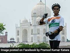 Cycle Expedition From Agra to Delhi To Focus Attention On Polluted Yamuna