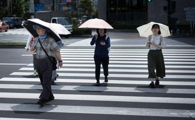 Record Heatwave Blankets Japan Killing 65, Over 20,000 Hospitalised