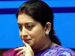 More On <i>Gotra</i>. Smriti Irani Shares Hers, BJP Targets Rahul Gandhi Again