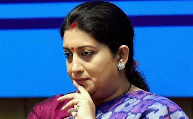 Cabinet rejig: Piyush Goyal get finance, Smriti Irani out of I&B