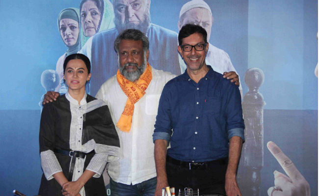 Trolled, Mulk Director Anubhav Sinha Tweets, 'No, Not Funded By Dawood'