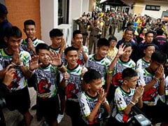 "Once ""Stateless"", Three Rescued Thai Boys, Coach Now Given Citizenship"