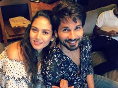 To New Parents Shahid Kapoor And Mira Rajput, With Love From Alia Bhatt, Preity Zinta And Others