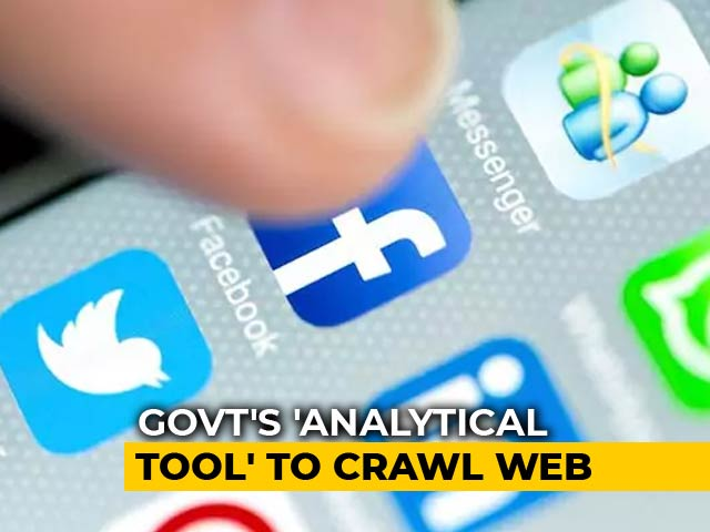 Video : Centre Plans 'Big Brother' Tool To Track Social Media, Email
