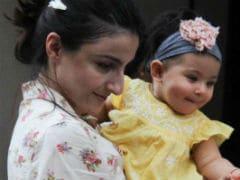 Soha Ali Khan Hasn't Watched Kareena Kapoor's <i>Veere Di Wedding</i> And She 'Blames' It On Daughter Inaaya