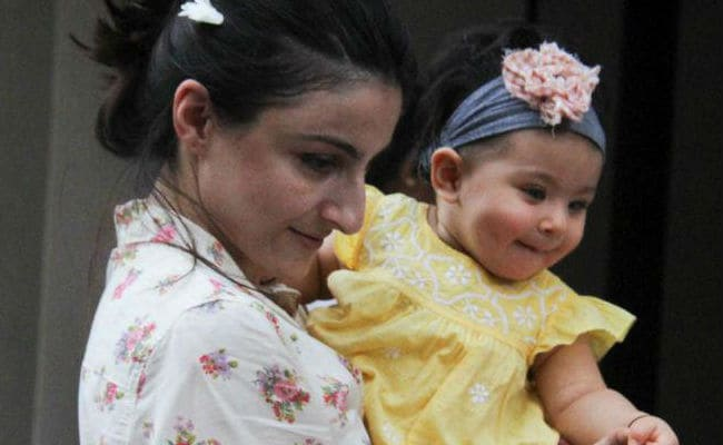 Soha Ali Khan Hasn't Watched Kareena Kapoor's Veere Di Wedding And She 'Blames' It On Daughter Inaaya