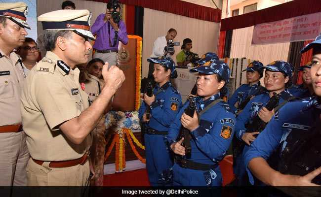 Image result for indian all-women SWAT team
