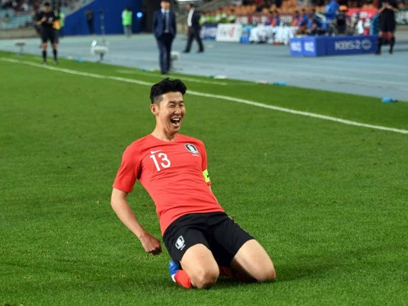 FIFA World Cup 2018: South Korea Pin Hopes On Star Man Son Heung-min