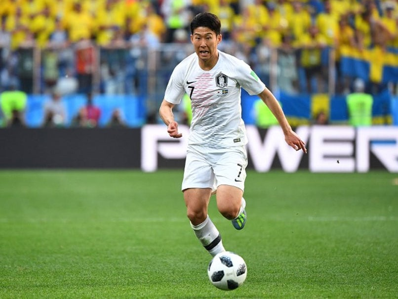World Cup 2018 South Korea vs Mexico Pressure On Son Heung Min To Save South Korea