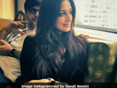 Sonali Bendre Reveals Cancer Diagnosis, Says She 'Didn't See It Coming'