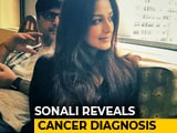 Video : Sonali Bendre Reveals Cancer Diagnosis, Says She 'Didn't See It Coming'