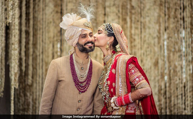 Cannes 2018: 'Anand Ahuja, This Was For Us.' Sonam Kapoor Celebrates Wedding In The French Riviera