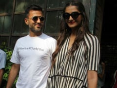 After <i>Veere Di Wedding</i> Release, Sonam Kapoor And Anand Ahuja Go On Lunch Date