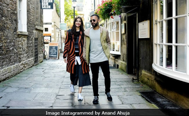 Sonam Kapoor's Birthday Plan: London, With Usual Suspects Anand Ahuja And Sister Rhea