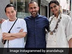 Sonam Kapoor Is Having Loads Of Foodie Fun In Tokyo! (See Pics)