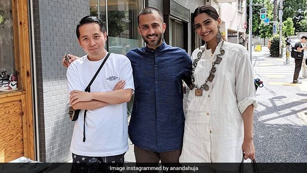 Sonam Kapoor Is Having Loads Of Foodie Fun In Tokyo! (See Pics)