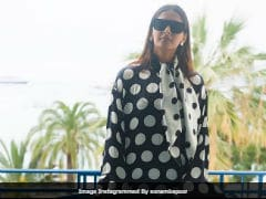 Cannes 2018: Sonam Kapoor Just Checked In Looking Incredibly Chic, Peeps