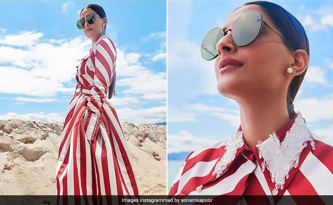 Cannes 2018: Sonam Kapoor receives special surprise