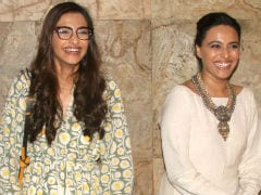 Sonam Kapoor's Defence Of Swara Bhasker 'Has Nothing To Do' With Pakistan Comments, Okay?