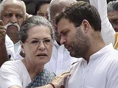 Tax Assessment For Sonia, Rahul Gandhi To Continue, Says Supreme Court