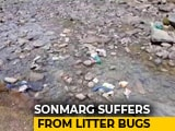 Video : What Sonmarg In Kashmir Is Doing To Curb Plastic Pollution