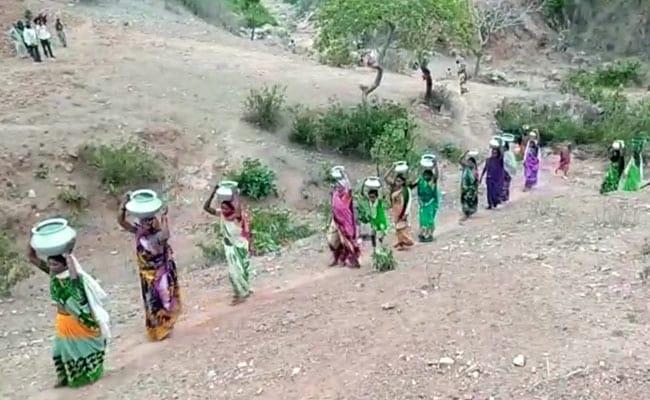 sonnagar village drought