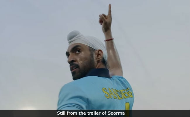 Soorma Trailer: Diljit Dosanjh Brings Sandeep Singh's Story To The Silver Screen With Vigour