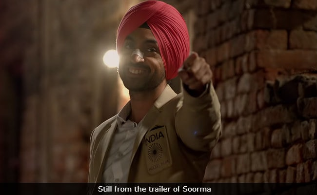 Amitabh Bachchan Is Diljit Dosanjh's New 'Admirer,' Soorma Actor 'Couldn't Have Asked For More'
