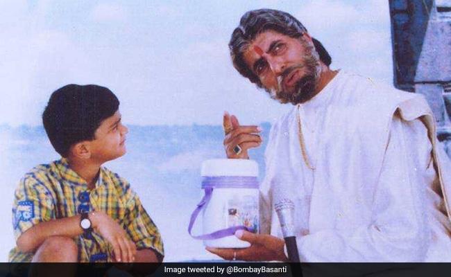 'सूर्यवंशम' के 19 साल: री-ट्वीट करने पर फंसे अमिताभ बच्चन, ट्विटर पर उड़ा मजाक