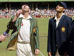 Sourav Ganguly Against Scrapping Coin Toss In Test Cricket