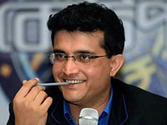 "Sourav Ganguly To Feature In Music Video: ""Anything First Time Is Good"""