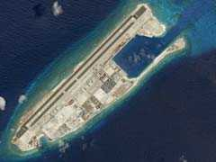 "US ""Stirring Up Trouble"", Says China As Warships Sail By South China Sea"