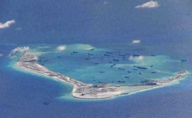 "China Says US Accusations On South China Sea Are ""Unjustified"""
