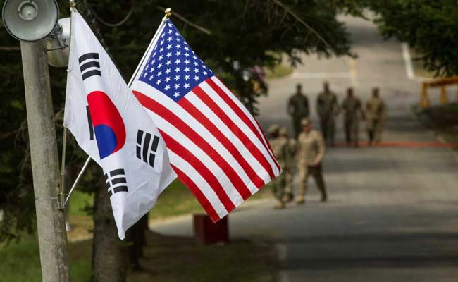 US, South Korea To 'Discontinue' Major Military Exercise: US Official