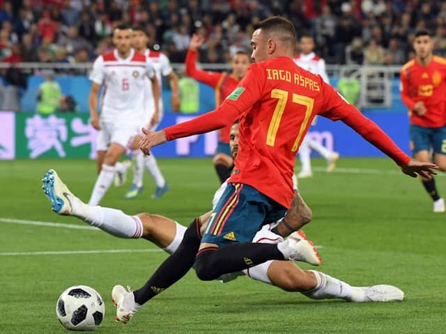 World Cup 2018: Last-Gasp Iago Aspas Goal Sees Spain Draw 2-2 With Morocco