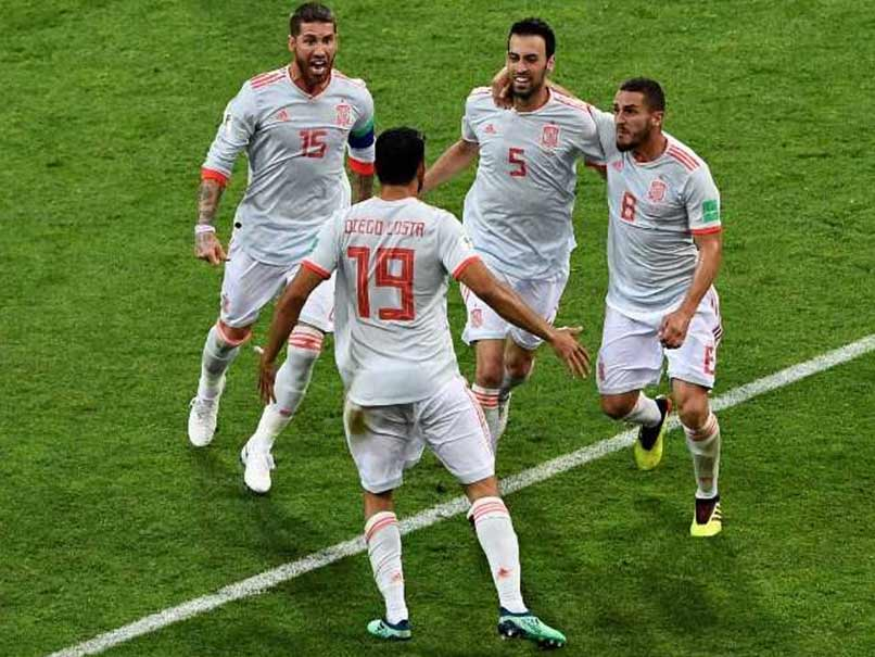 World Cup 2018 Spain Aim To Leave