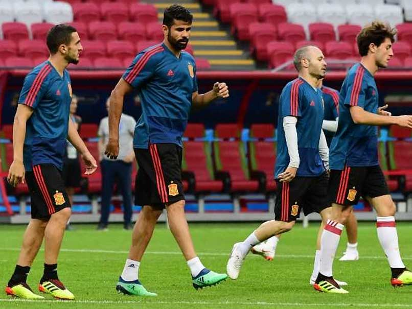 World Cup 2018: Spain Face Tough Challenge Against Eliminated Morocco