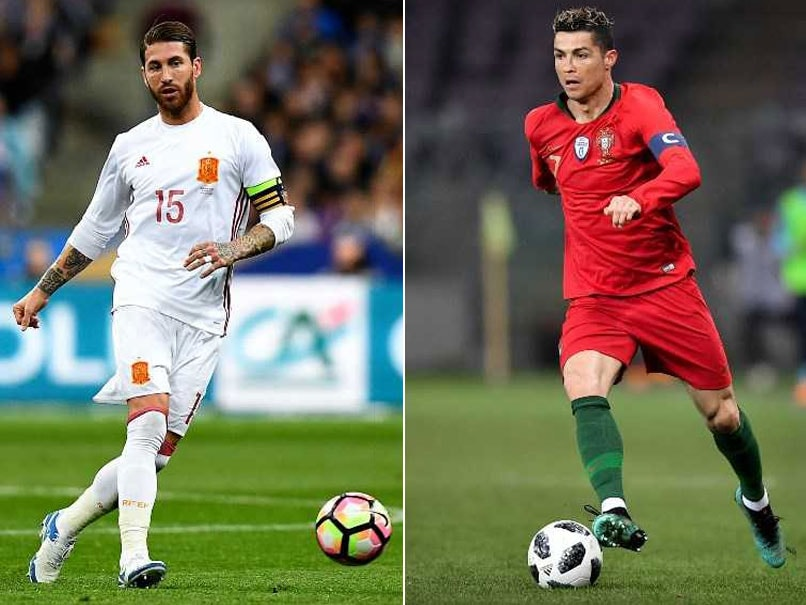 And Friday... Lopetegui against Ronaldo: What's his opinion of the Portuguese?