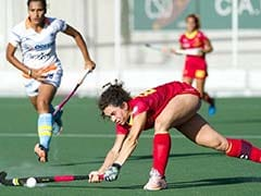 India Suffer 3-0 Loss Against Spain In Women