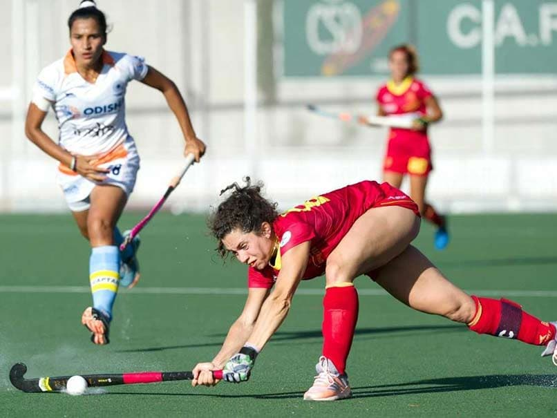 India Suffer 3-0 Loss Against Spain In Womens Hockey