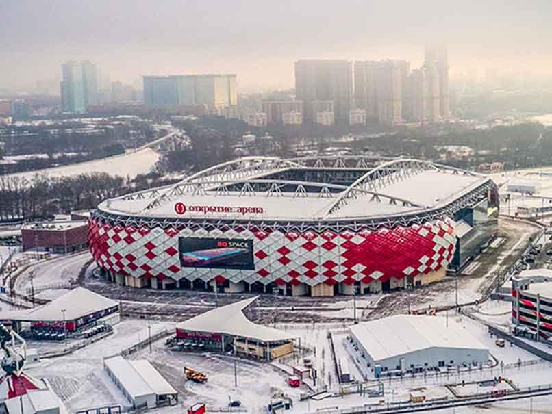 spartak stadium moscow