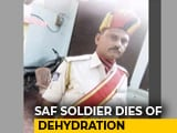 Video : Soldier Found Dead In Forest, Police Say Thirst Worsened Condition