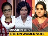 Video : BJP, Congress' Battle For The Women Vote