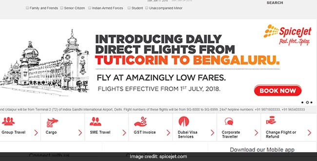 SpiceJet Announces New Daily Direct Flights  Fares Start